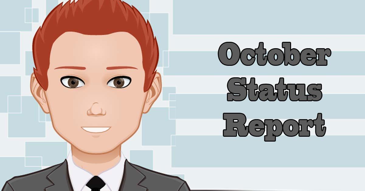 October Status Report